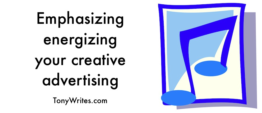 Creative Advertising - Are you emphasizing the creative side of your business?