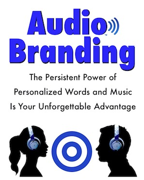 Audio Branding from Tony Writes - Digital Marketing in Colorado Springs & Virtually Everywhere